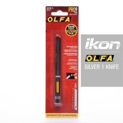 Olfa Silver 1 Knife - Olslvr1