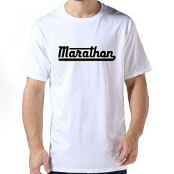 Fashion Marathon Men T Shirt