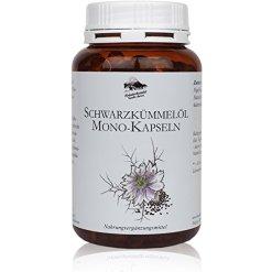 Schwarzkmmell-Kapseln-Mono--kaltgepresst--hoch-konzentriert--mit-Vitamin-E--400-Kapseln-65-Monatsvorrat--aus-Prinzip-KEIN-Magnesiumstearat--Made-in-Germany--Kruterhandel-Sankt-Anton