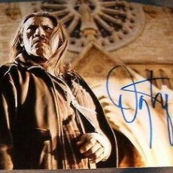 "Danny Trejo Signed Autograph ""Machete"" New Church Photo"