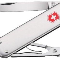 Victorinox Swiss Army 59115 Money Clip 53740 Swiss Army Knife In Ruby Gift Box