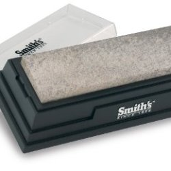 Smith'S Mbs6 6-Inch Natural Arkansas Bench Stone