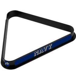 United States Naval Academy Billiard Ball Triangle Rack United States Naval Academy Billiard Ball T