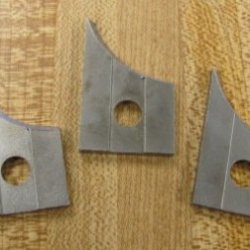 Corob Molding Knife: #45 Thumb