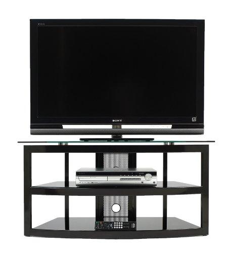 Image of Aria 42 in. TV Stand in Black Finish (AV8342E)