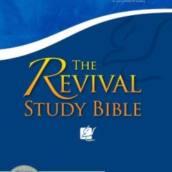 Revival Study Bible (Leather Black)