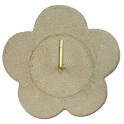 Paper Mache Wall Hanger Flower By Craft Pedlers