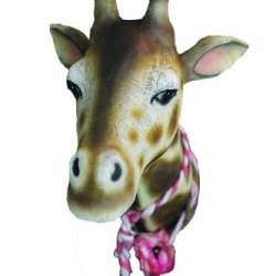 Creative Co-Op Paper Mache Giraffe Head