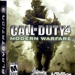 Call Of Duty 4: Modern Warfare - Playstation 3