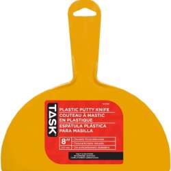 Task Tools T37408 8-Inch Putty Knife, Plastic