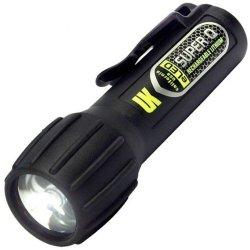 Underwater Kinetics Super Q Eled Usb Powered Black Flashlight 12225