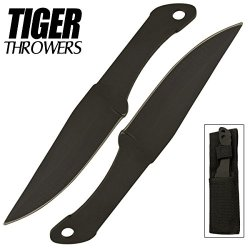Pa0195-S2-Bk Two 6 Hc1Rr Inch Tiger R8Jrkc Throwing Knives Folding Knife Edge Sharp Steel Ytkbio Tikos567 Bgf Get Your Hands On These Exclusive Awesome Tiger Knives Made By Tiger Usa. Our Thick Cut, Super Sharp Knives Are Back And Better Than Tbbn75 Ever