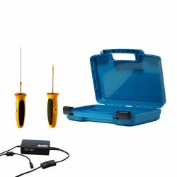 Pro Model 2-In-1 Kit W/ Knife & Engraver With Muilti-Heat Power Supply