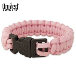 United Cutlery Elite Forces Small Paracord, Pink