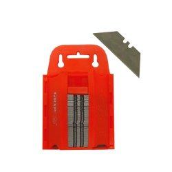 Grip 46068 Safety Utility Knife Blade Holder / Dispenser - 100Pk