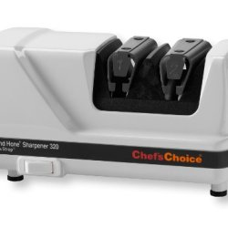 Chef'S Choice 320 Diamond Hone Knife Sharpener, White