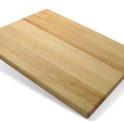 J.K. Adams 14-Inch-By-11-Inch Maple Wood Kitchen Basic Cutting Board