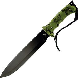 Tac Assault Bowie Green Skull