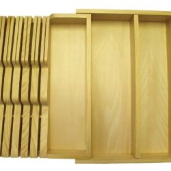 Axis 133 Expandable Knife Drawer Organizer