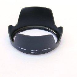 Ezfoto Bayonet Lens Hood For Nikon Af-S Dx 16-85Mm F/3.5-5.6G Vr Lens, Replaces Hb-39
