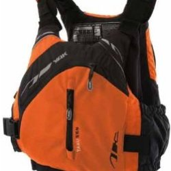 Yak Tahu Junior 55N Buoyancy Aid In Orange 2395 Size-- - Junior
