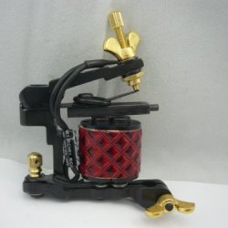 Gc Pro Cast Iron Frame Tattoo Parts Tattoo Machine For Liner Gd34