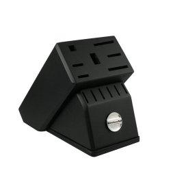 Kitchenaid Black 13 Slot Cutlery Block With Hub - Black