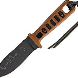 Tops Knives Lite Trekker Survival Operator Tptlt01Ob