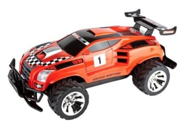 Carrera-Racing-Machine-Electric-RC-Truck-24GHz-110-RTR-Red-High-Performance
