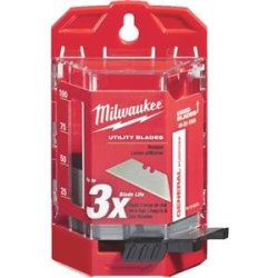 Milwaukee 48-22-1950 60 Pc General Purpose Utility Blades W/ Dispenser