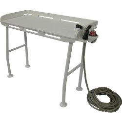 "Dock Fish Cleaning Fillet Table (48"" X 21"")"