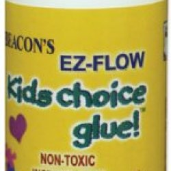 Kids Choice Glue! Ez-Flow-4 Ounces