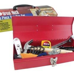 Greatneck Ctb9 Tool Box Set, 16-Piece