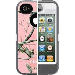 Otterbox Defender Series Apple Iphone 4S Pink Camo Otterbox Defender Series Apple Iphone 4S Pink Ca