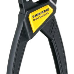 Jokari 20255 Outlet Special Ergonomic Wire Stripper For De-Insulating Cable Sections Of 55Mm, 16.6Cm L X 10.2Cm W X 6Cm H