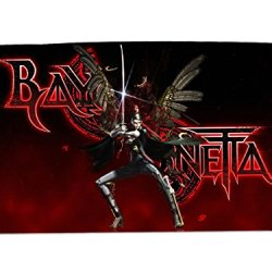 A Wide Variety Of Bayonetta Game Characters Desk & Mouse Pad Table Play Mat (Bayonetta 9)