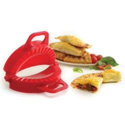 Norpro Large Dough Dumpling Calzone Turnover Piroshki Press New