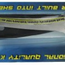 "Stainless Steel 7"" Fishing Fillet Knife Profish 1 Pack"