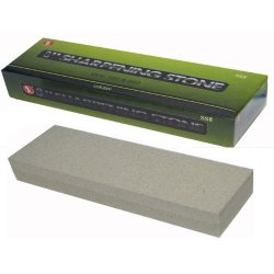 "8"" 2 Sided Knife Blade Sharpener Sharpening Stone (Grit: 120 / 240)"