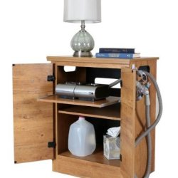 Sleep Apnea Sufferers There Is A Nightstand For You. This Is A Perfect Piece Of Bedroom Furniture For Anyone Who Snores. The Clever Design Of This Nightstand Allows For Easy Storage And Access To Your Cpap Mask And Equipment While Keeping Your Bedroom Nea