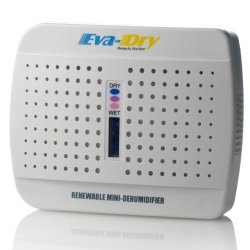 Eva-Dry Renewable E-333 Wireless Mini Dehumidifer