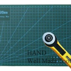 A3 Deluxe Double Sided Cutting Mat+ 45Mm Rotary Cutter