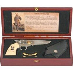 General Robert E. Lee Civil War Confederate Soldier Collectible Knife Set
