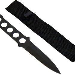 "9"" Throwing Knife Sharp With Sheath"