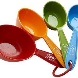 Fiesta 4-Piece Measuring Cup Set