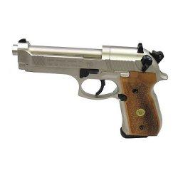 Beretta M92Fs, Nkl/Wd .177 Pellet