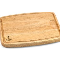 Mundial Solid Wood Cutting Board, Medium