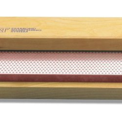 Dmt W8F  8-Inch Diamond Whetstone Sharpener, Fine With Hardwood Box