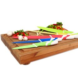 Berghoff Colored 5-Piece Knife Set