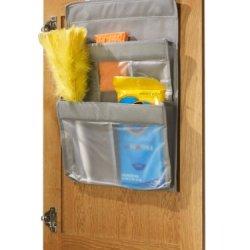 Jokari Cabinet Door 5-Pocket Cleaning Supplies Organizer